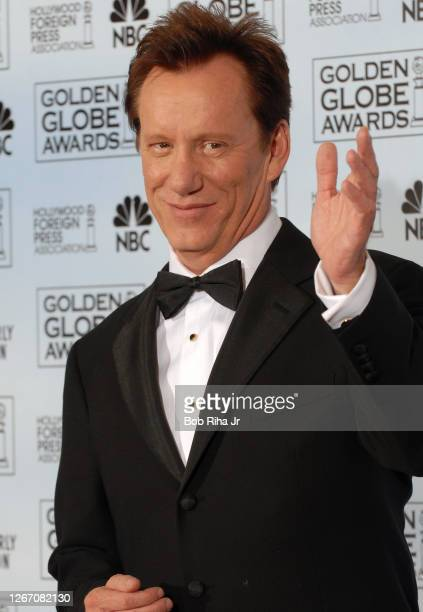 James Woods backstage at the 64th Annual Golden Globe Awards, January 15, 2007 in Beverly Hills, California.