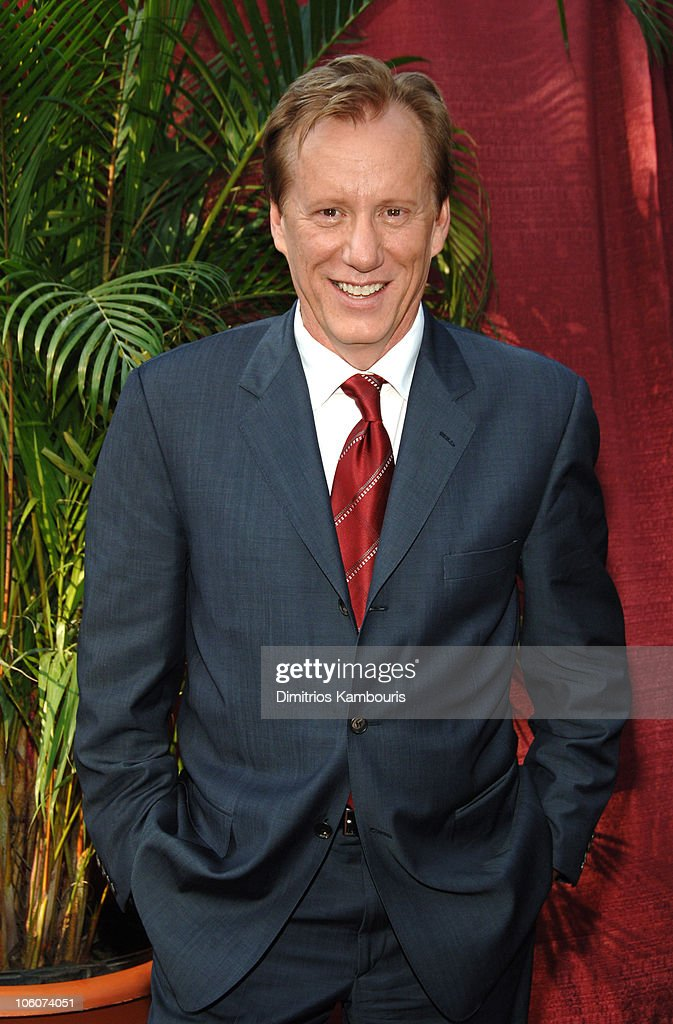 James Woods during CBS 2006/2007 Upfront - Red Carpet at Tavern on the Green in New York City, New York, United States.