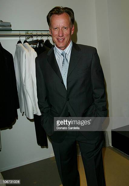 James Woods during Cerruti and David Cardona CoHost Private Party to Celebrate the Opening of Cerruti Beverly Hills Benefiting OPCC at Cerruti Store...
