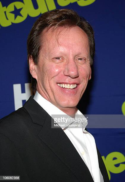 "James Woods during ""Entourage"" Season Three New York Premiere - Arrivals at Skirball Center for the Performing Arts at NYU in New York City, New..."