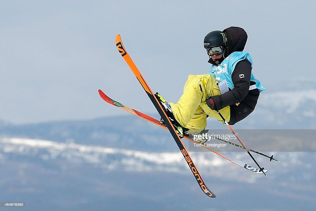 2015 Sprint U.S. Snowboarding & Freeskiing Grand Prix - Day 1