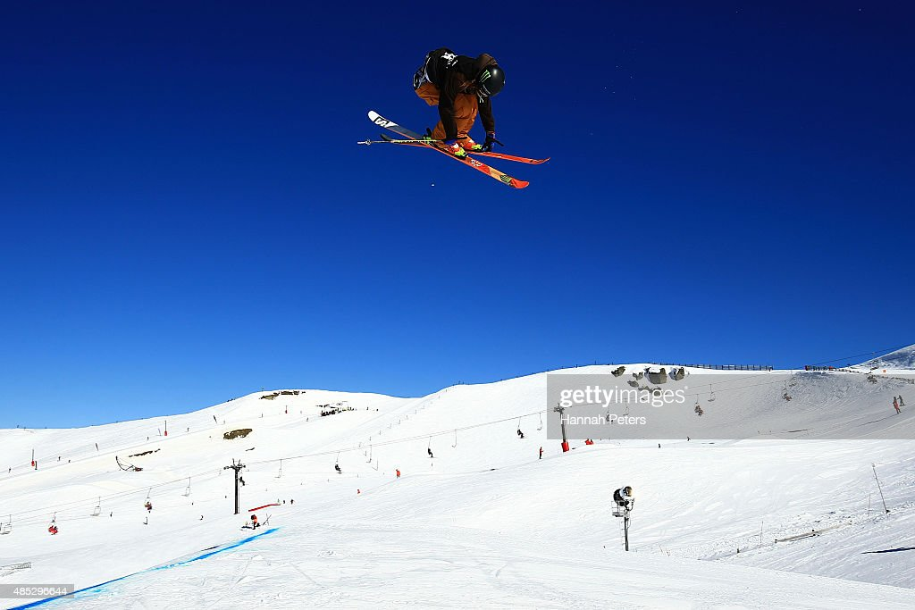 Winter Games NZ - FIS Freestyle Ski World Cup Slopestyle - Qualifying