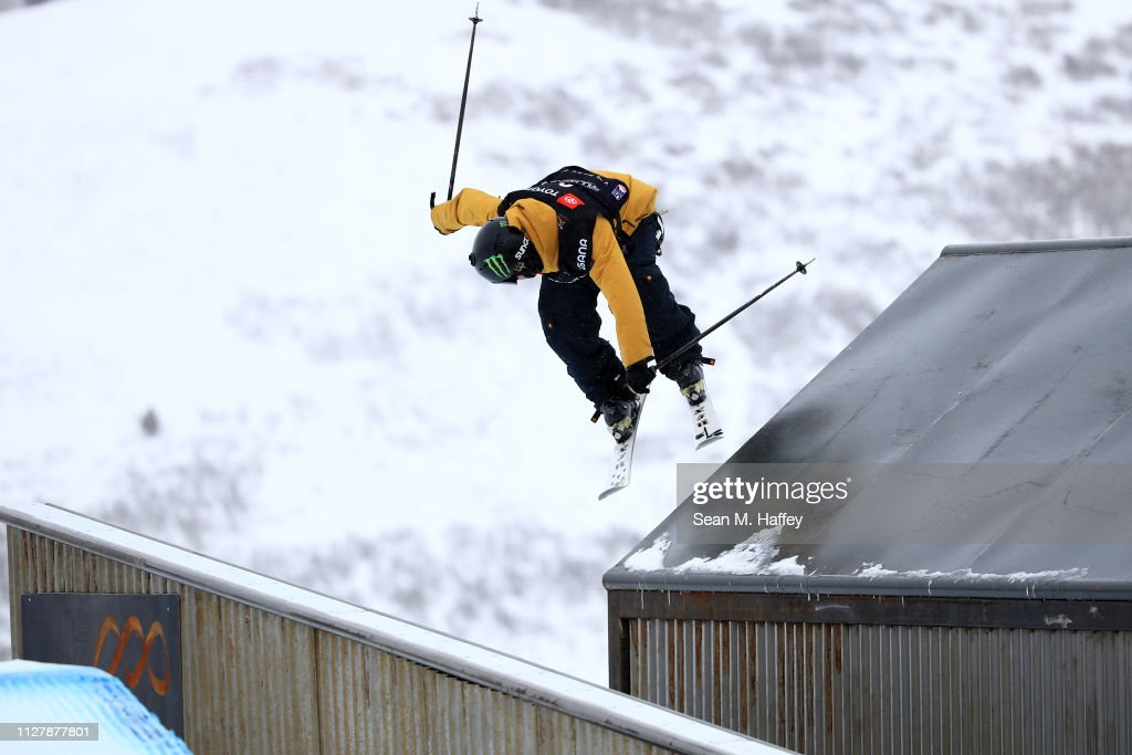 UT: FIS Freestyle Ski World Championships - Men's and Ladies' Slopestyle