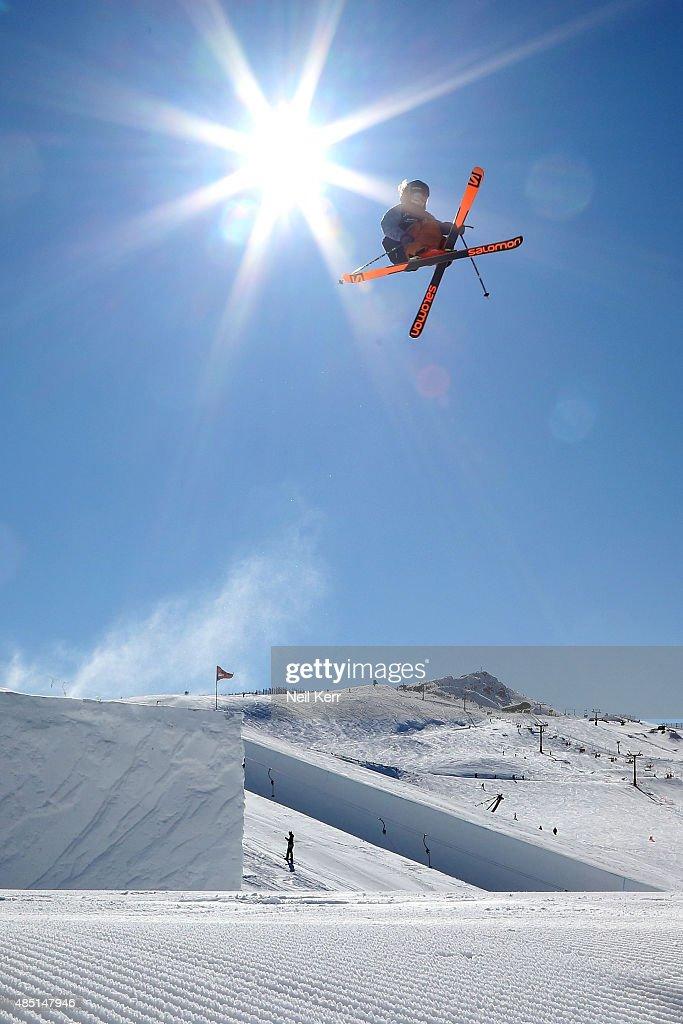 Winter Games NZ - AFP Freeski Big Air Qualification