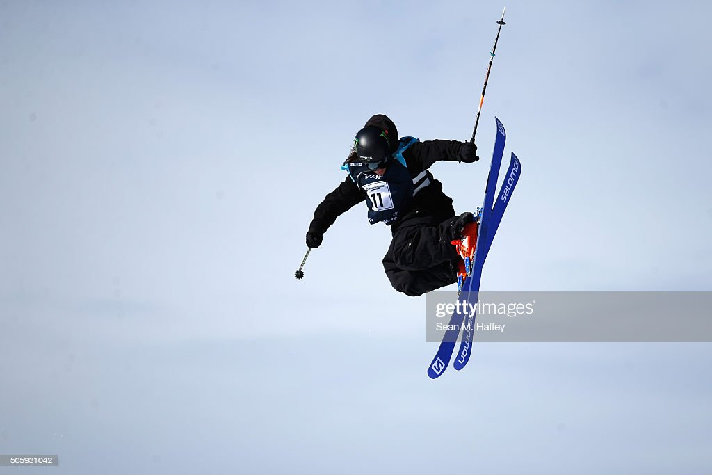 2016 Visa U.S. Freeskiing Grand Prix - Training