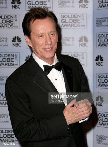 James Woods, presenter during 64th Annual Golden Globe Awards - Press Room at Beverly Hilton in Los Angeles, California, United States.