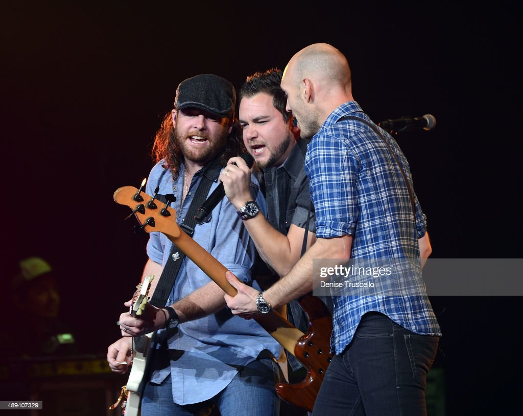 Eli Young Band Performs Live At The Pearl Inside The Palms Casino Resort
