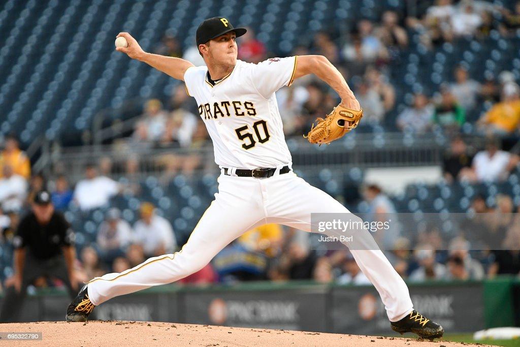 Colorado Rockies v Pittsburgh Pirates : News Photo
