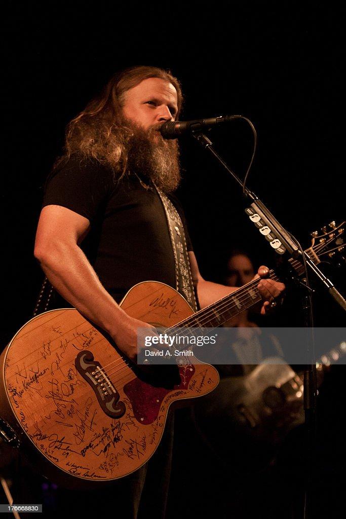 Jamey Johnson In Concert - Birmingham, AL