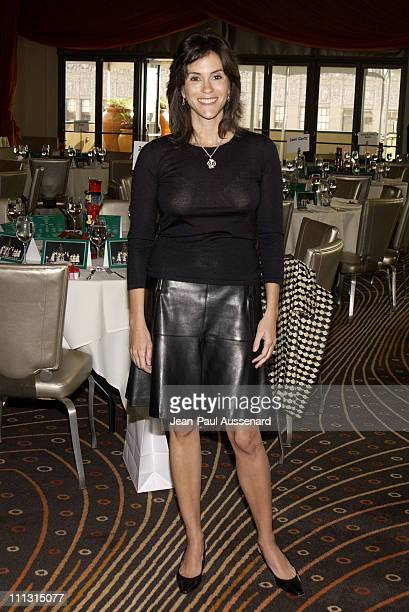 Jami Gertz during American Ballet Theatre's The Nutcracker Family Day Benefit at Kodak Center's Grand Ballroom in Hollywood California United States