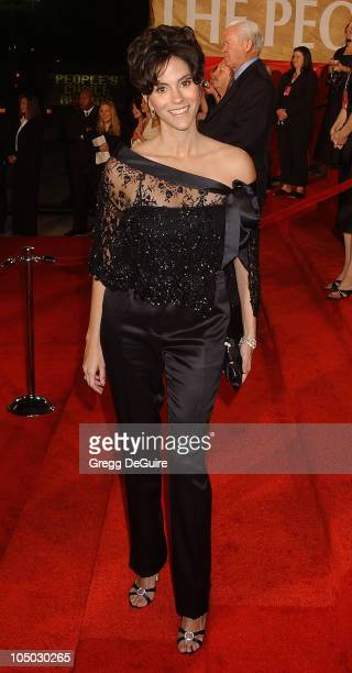 Jami Gertz during The 29th Annual People's Choice Awards - Arrivals by Gregg DeGuire at Pasadena Civic Auditorium in Pasadena, California, United...