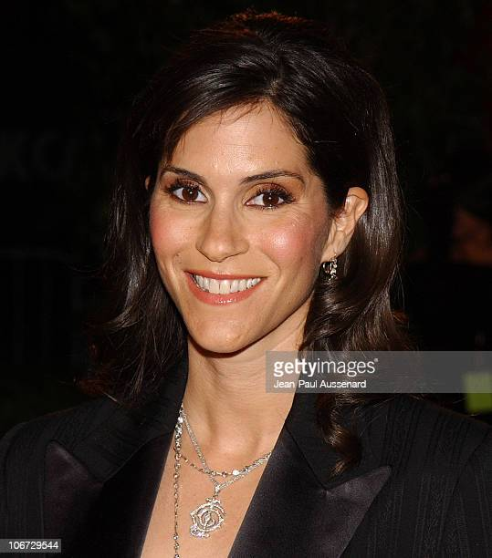 Jami Gertz during The 30th Annual People's Choice Awards Arrivals at Pasadena Civic Auditorium in Pasadena California United States