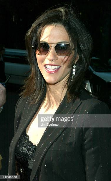 Jami Gertz from Still Standing during CBS Television 20022003 Upfront Party at Tavern On the Green in New York City New York United States