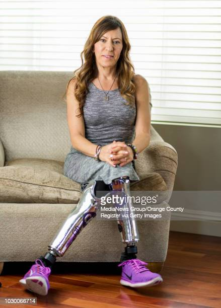 Jami Marseilles, shown in her Huntington Beach home on Tuesday, Jan. 2 which is the 30th anniversary of the day her and a friend were rescued after...