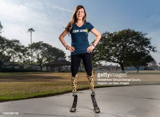 Jami Marseilles, shown in Huntington Beach on Tuesday, Jan. 2 which is the 30th anniversary of the day her and a friend were rescued after being...