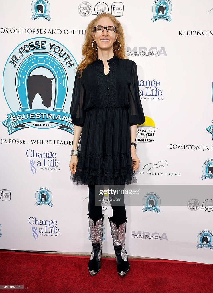 Jami Morse Heidegger attends Compton Jr. Posse 7th annual fundraiser gala at The Los Angeles Equestrian Center on May 17, 2014 in Burbank, California.