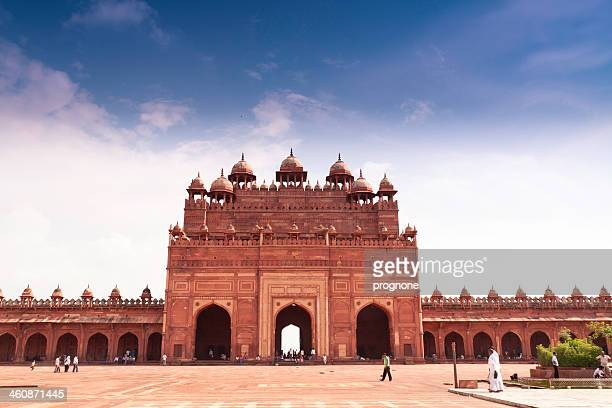 World's Best Fatehpur Sikri Stock Pictures, Photos, and ... on istanbul map world, new delhi map world, great wall of china map world, india map world, mumbai map world,