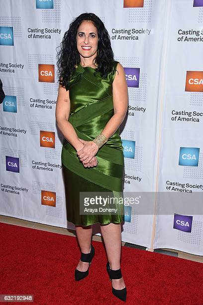 Jami Rudofsky arrives at the 2017 Annual Artios Awards at The Beverly Hilton Hotel on January 19 2017 in Beverly Hills California
