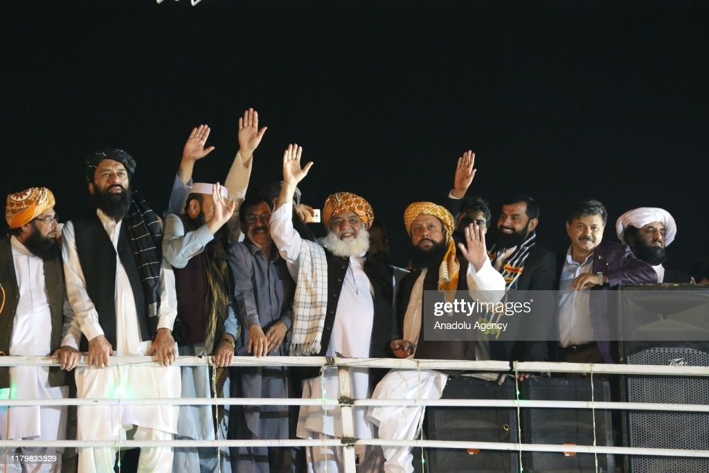 Pakistan's opposition gives time extension to government to resign : News Photo
