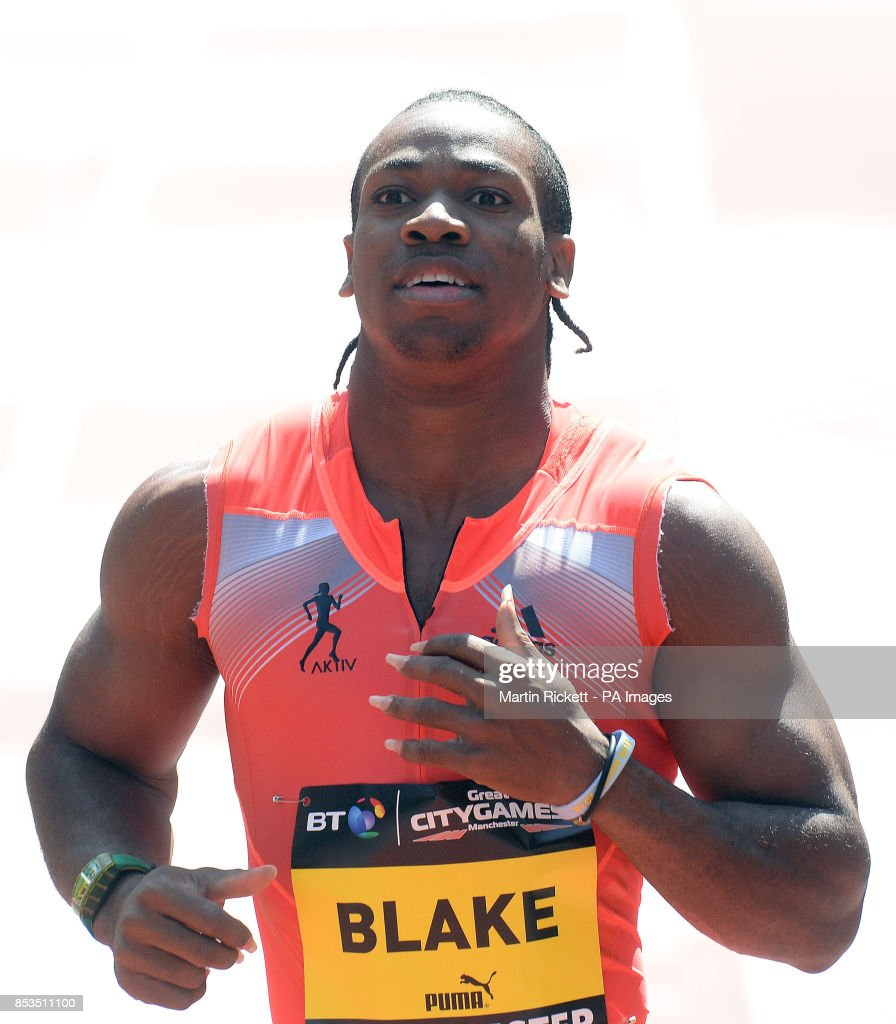 Yohan Blake 2014