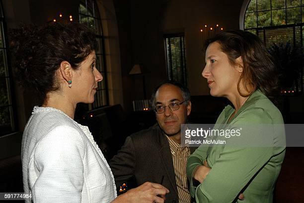 Jamie Alter and Abigail Pogrebin attend Michael Lynton and Jamie Alter and David Kuhn Celebrate the Publication of Abigail Pogrebin's Book 'Stars of...