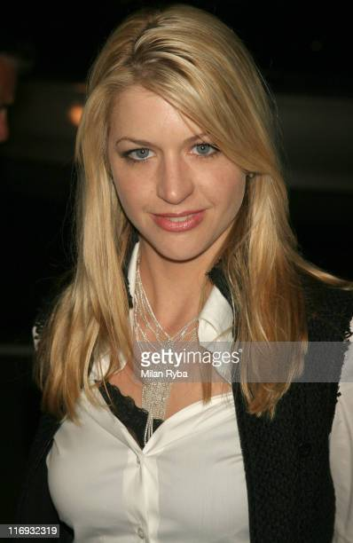 "Jamie Anderson during ""Thank You For Smoking"" Los Angeles Premiere - Arrivals at Directors Guild Of America in Los Angeles, California, United States."