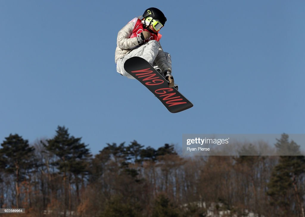 Snowboard - Winter Olympics Day 13 : News Photo