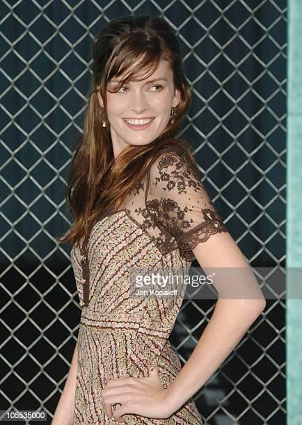 Jamie Anne Allman during Prison Break Launch Party Arrivals at Hangar 8 Santa Monica Airport in Santa Monica California United States