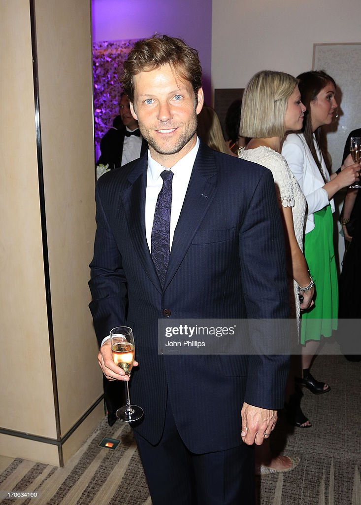 Jamie Bamber attends the Affinity Real Estate Shooting Stars Benefit closing Ball at The Grove Hotel on June 15, 2013 in Hertford, England.