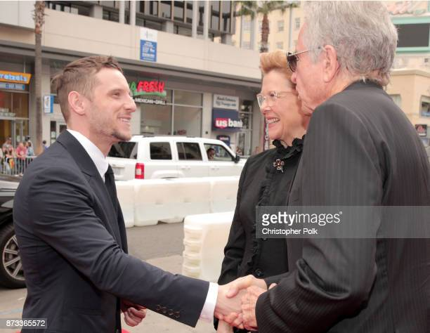 """Jamie Bell, Annette Bening, and Warren Beatty attend the screening of """"Film Stars Don't Die In Liverpool"""" at AFI FEST 2017 Presented By Audi at TCL..."""