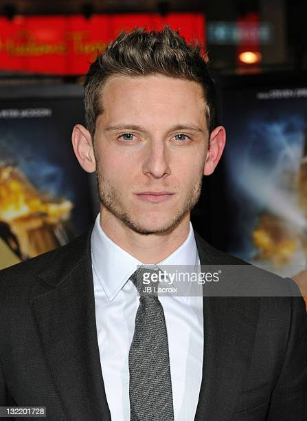 Jamie Bell arrives at 'The Adventures of Tintin The Secret of The Unicorn' Closing Night Gala during AFI FEST 2011 Presented By Audi at Grauman's...