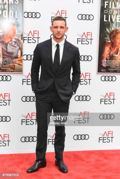 Jamie Bell attends AFI FEST 2017 Presented By Audi Screening Of 'Film Stars Don't Die In Liverpool' Arrivals at TCL Chinese Theatre on November 12...
