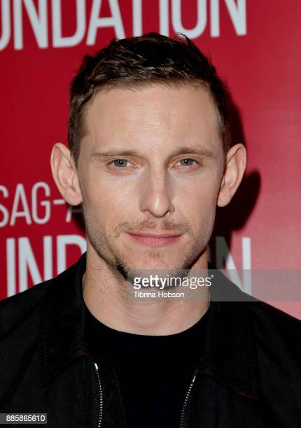 Jamie Bell attends SAGAFTRA Foundation's conversation and screening of 'Film Stars Don't Die In Liverpool' at SAGAFTRA Foundation Screening Room on...
