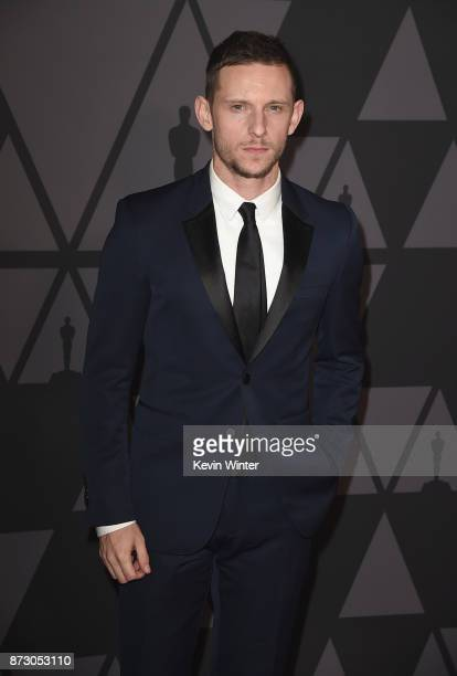 Jamie Bell attends the Academy of Motion Picture Arts and Sciences' 9th Annual Governors Awards at The Ray Dolby Ballroom at Hollywood Highland...
