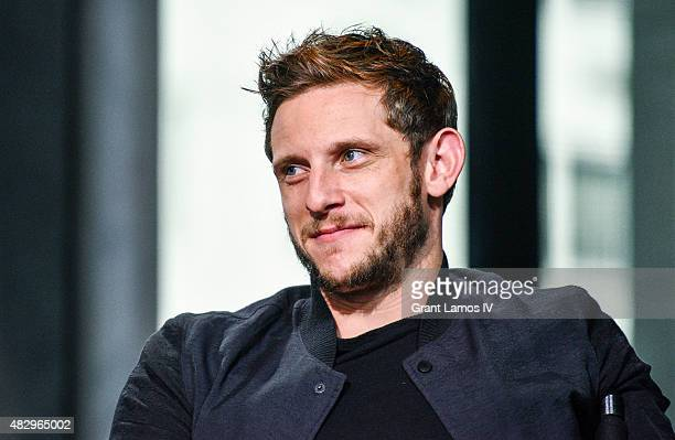 Jamie Bell attends the AOL Build Speaker Series Presents Fantastic Four at AOL Studios In New York on August 4 2015 in New York City