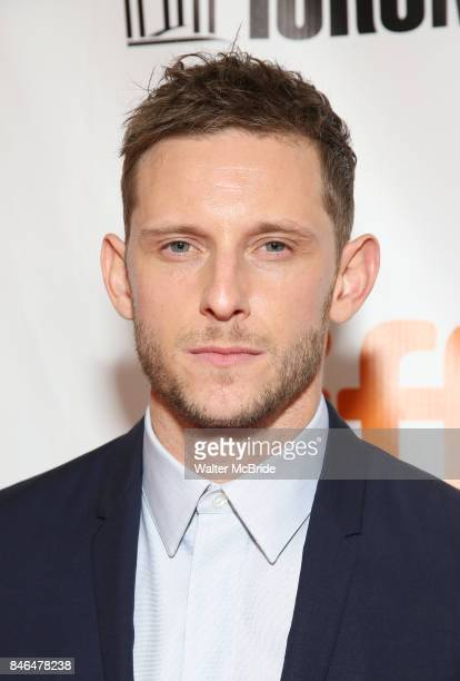 Jamie Bell attends the 'Film Stars Don't Die in Liverpool' premiere during the 2017 Toronto International Film Festival at Roy Thomson Hall on...