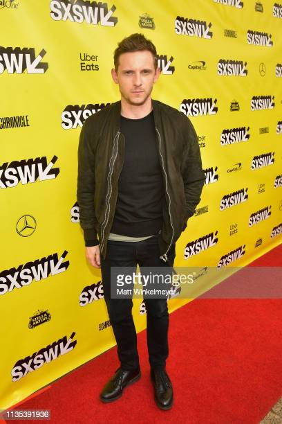 Jamie Bell attends the Teen Spirit Premiere 2019 SXSW Conference and Festivals at Paramount Theatre on March 12 2019 in Austin Texas