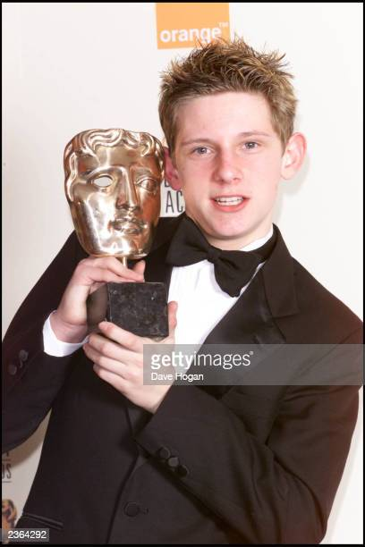 Jamie Bell for best actor in Billy Elliot The Bafta Awards Odeon Cinema Leicester SquareLondon 2/25/2001 Photo by Dave Hogan/MP/Getty Images