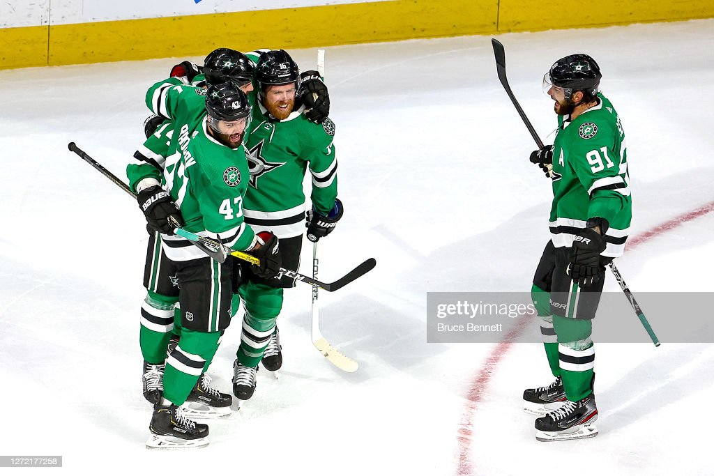 Vegas Golden Knights v Dallas Stars - Game Four : Foto di attualità