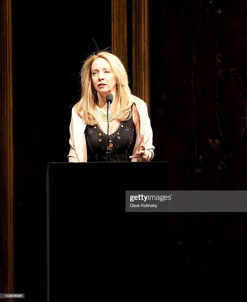 Jamie Bernstein at Peter Jay Sharp Theater on April 30, 2012 in New York City.