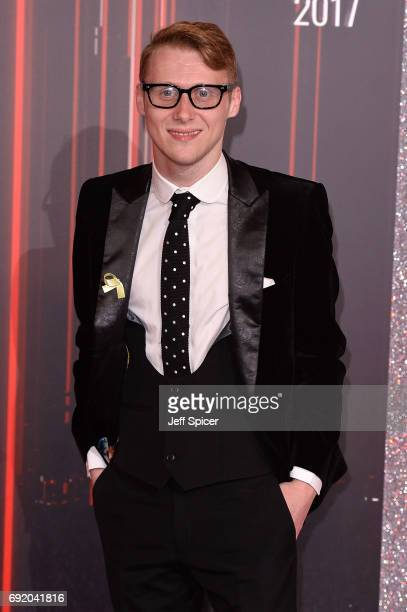 Jamie Borthwick attends The British Soap Awards at The Lowry Theatre on June 3 2017 in Manchester England The Soap Awards will be aired on June 6 on...