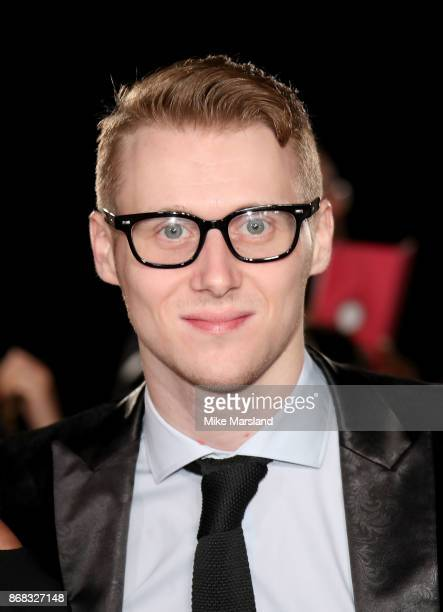 Jamie Borthwick attends the Pride Of Britain Awards at Grosvenor House on October 30 2017 in London England