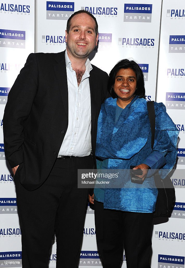 Jamie Brewer and Soumya Sriraman attend the Palisades Media Corp and Vin Roberti Salute Independent Film Party held at the Hotel du Cap during the 63rd Annual International Cannes Film Festival on May 19, 2010 in Cannes, France.