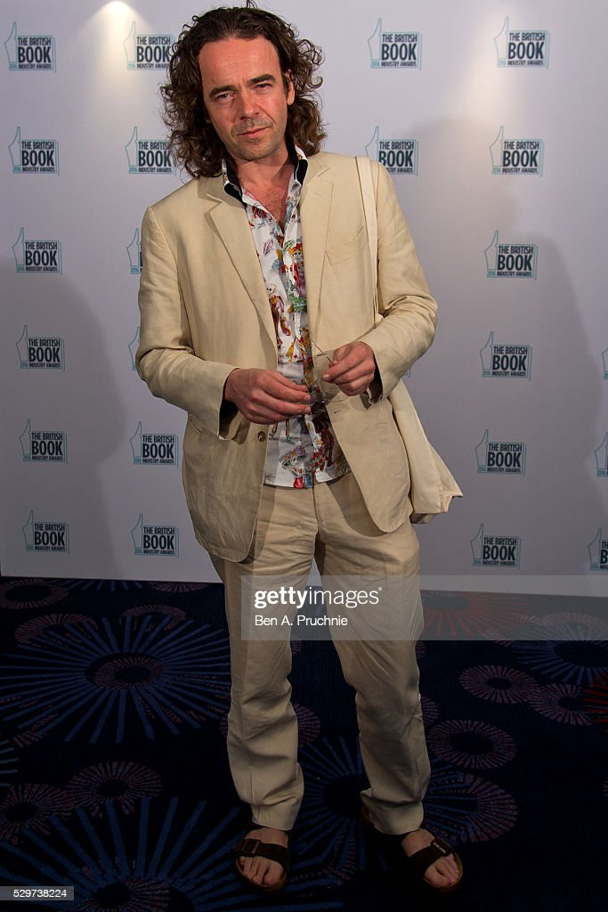 Jamie Byng attends the 2016 British Book Industry Awards at the Grosvenor House Hotel on May 9, 2016 in London, England.