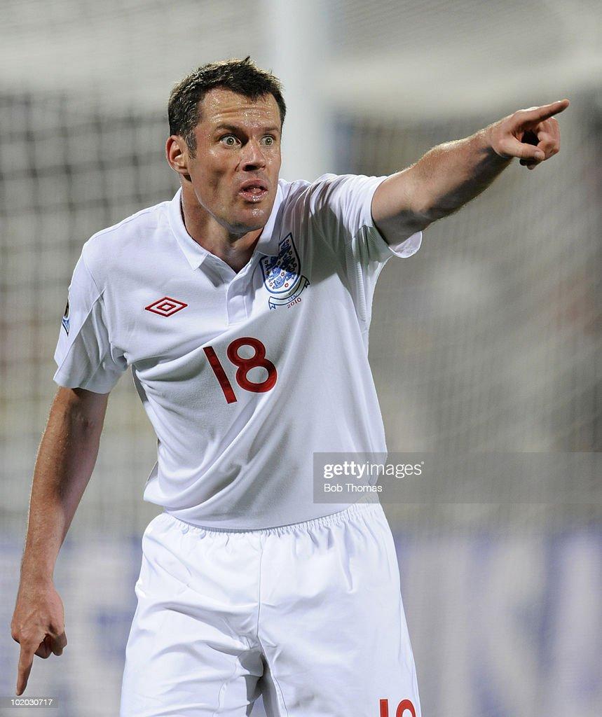 England v USA: Group C - 2010 FIFA World Cup : Nachrichtenfoto