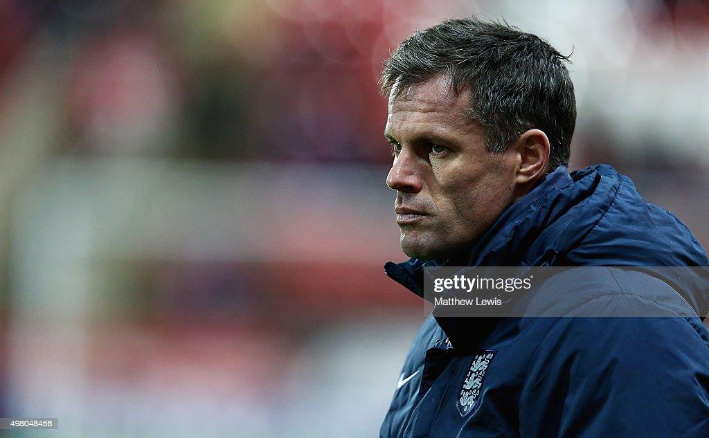 England U17 v Germany U17 : Nachrichtenfoto