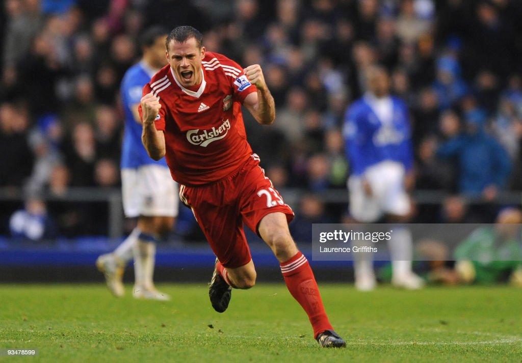 Everton v Liverpool - Premier League : Fotografía de noticias