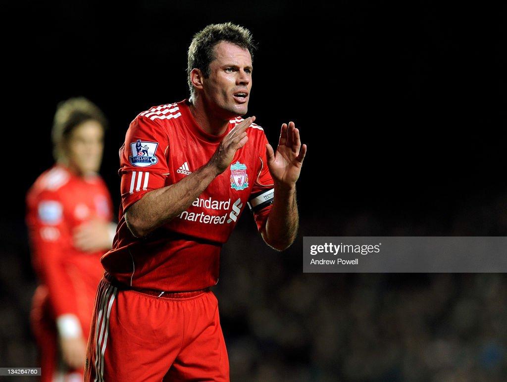 Chelsea v Liverpool - Carling Cup Quarter Final : ニュース写真