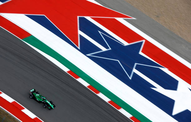 TX: W Series: Circuit of The Americas - Qualifying & Race 1