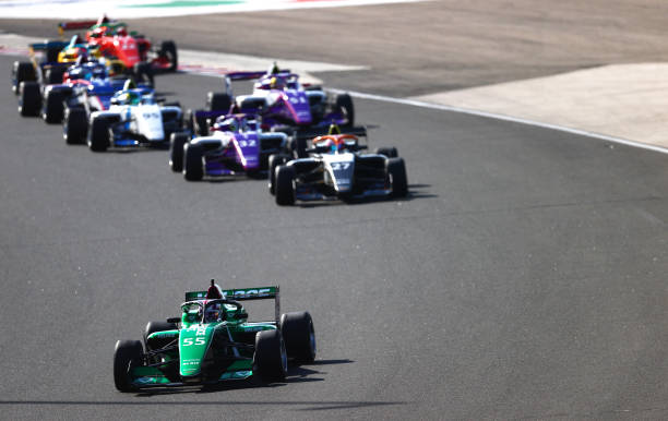 HUN: W Series Round 4:Hungaroring - Race